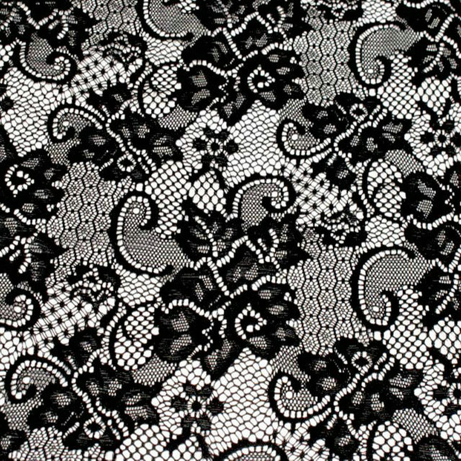 Lace fabric image cour...